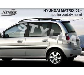Спойлер Hyundai Matrix 2001 - 2006