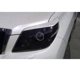 Реснички Toyota Land Cruiser Prado 150