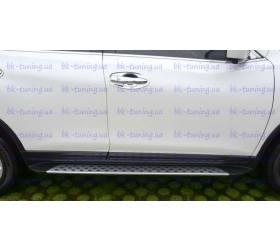 Пороги Nissan Xtrail 2014 (NX-S41)
