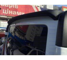 Спойлер Renault Trafic