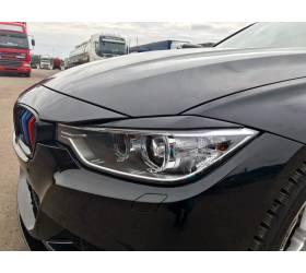 Реснички на фары BMW F30