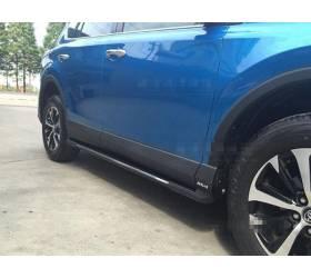 Пороги Toyota Rav-4 2013 (RV-S61)