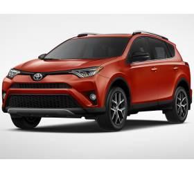 Toyota Rav-4 XA40 (2016-2018) Facelift