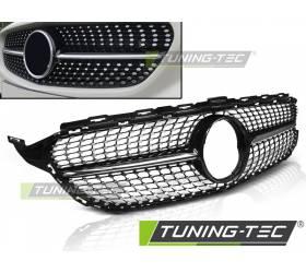 Решетка радиатора Mercedes W205 C450 2014- (GRME19)