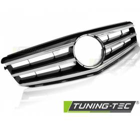 Решетка радиатора Mercedes W204 2007-2014 AVANTGRADE STYLE (GRME08)