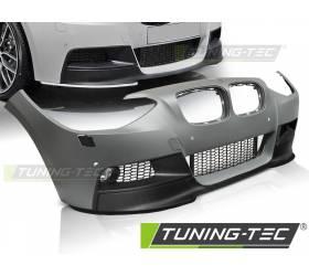 Передний бампер BMW F20 / F21 2011-2014 под парктроник (ZPBM47)