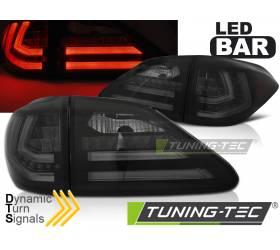 Диодные задние фонари Lexus RX 2010-2012 (LDLE08)