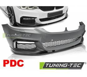 Передний бампер BMW G30 G31 M-Performance park (ZPBM57)