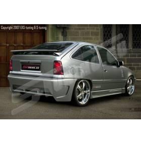 Пороги F-Design  Opel Kadet E