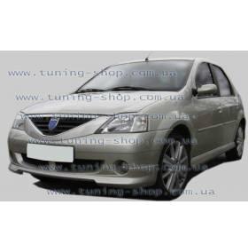 Комплект обвеса Dacia Logan