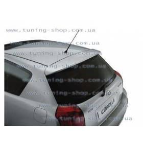 Спойлер на крышу Toyota Corolla 01 - 05