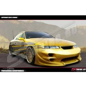 Пороги Invider Opel Calibra