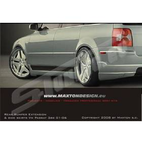 Пороги Extension VW Passat B5