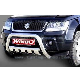 Защита переднего бампера A180684 Suzuki Grand Vitara 06