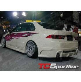 Задний бампер Honda Accord (Sportline)