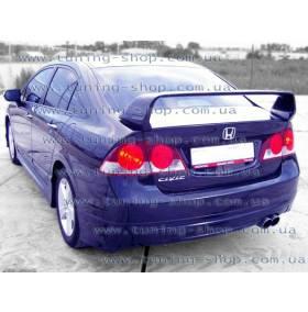 Юбка задняя Honda Civic 06 (Mugen-style)