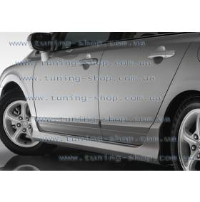 Пороги Honda Civic 06 (LT-style)