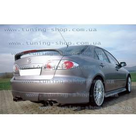 Юбка задняя LT Mazda 6