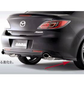 Юбка задняя LT Mazda 6 2008