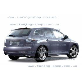 Юбка задняя LT Mazda CX7