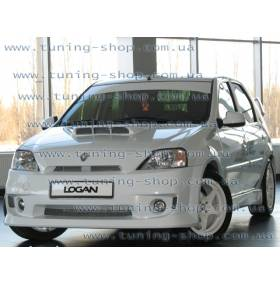 Комплект обвеса PDM Dacia Logan