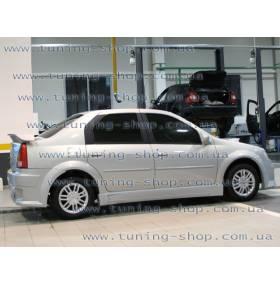 Тюнинг Dacia Logan (SDM)