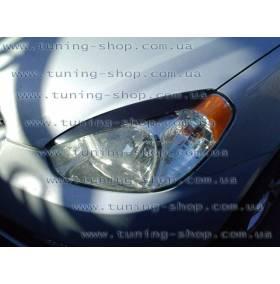 Реснички Hyundai Accent (узкие)