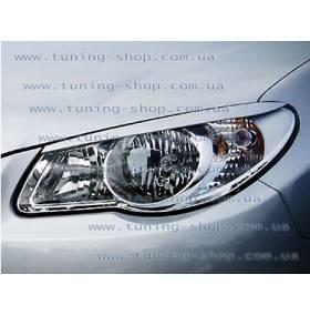 Реснички Hyundai Elantra (узкие)