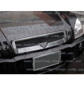 Решетка радиатора Hyundai Tucson (RR-Style)