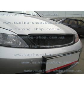 Решетка радиатора Chevrolet Lacetti Hb (RR-Style)
