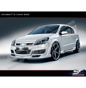 Передний Бампер ST Opel Astra H