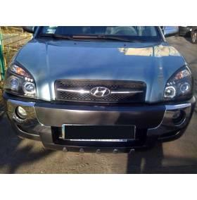 Фары Hyundai Tucson (Черный)