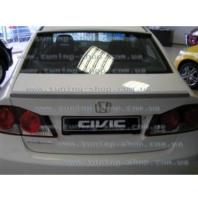 Спойлер Honda Civic 2006 (сабля на багажник)