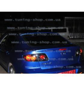 Спойлер Mazda 3 (сабля на багажник)