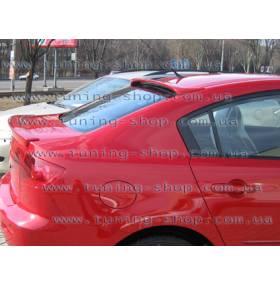 Спойлер Mazda 3 (бленда на стекло)