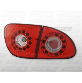 Задние фонари Seat leon toledo 1999 - 2004 (LDSE06)