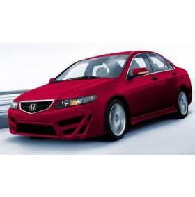 Передний бампер Honda Accord 7 (AT)