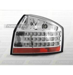 Задние диодные фонари Audi А4 2000 - 2004 (LDAU26)