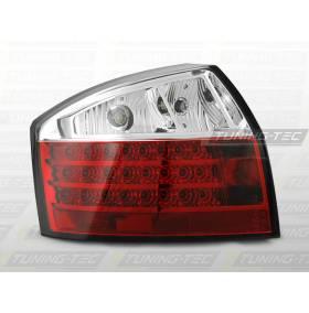 Задние диодные фонари Audi А4 2000 - 2004 (LDAU27)