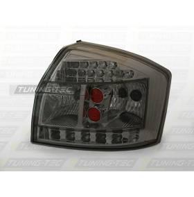 Задние диодные фонари Audi А4 2000 - 2004 (LDAU45)