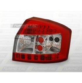 Задние диодные фонари Audi А4 2000 - 2004 (LDAU46)