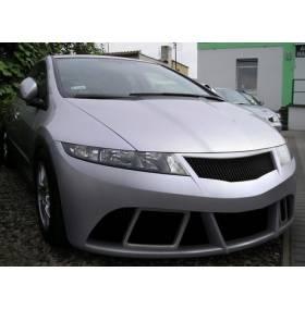 Передний бампер Honda Civic Hb (AT-2)