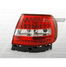 Задние фонари Audi A4 1994 - 2000 (LDAU47)