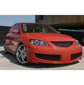 Передний бампер Mazda 3 (AT)