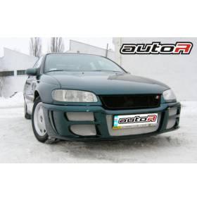Передний бампер Opel Omega B (AutoR)