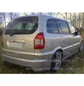 Задний бампер Opel Zafira (AT)