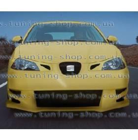 Передний бампер Seat Ibiza (AT Mod-2)