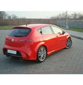 Задний бампер Seat Leon 2 (AutoR)