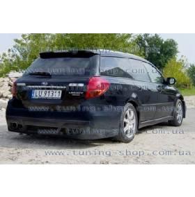 Задний бампер Subaru Legacy Outback (AT)