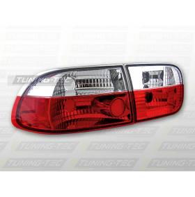 Задние фонари Honda Civic 1991 - 1995 (LTHO01)